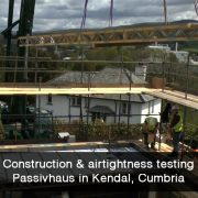 Eden Insulation Kendal Passivhaus - video by Eden Insulation