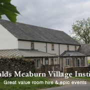 Maulds Meaburn Village Institute - by Eden Lighthouse